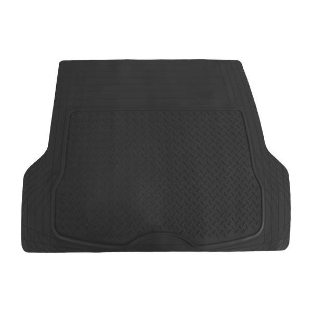Купить Большой полиуретановый коврик багажника skyway черный s04701001