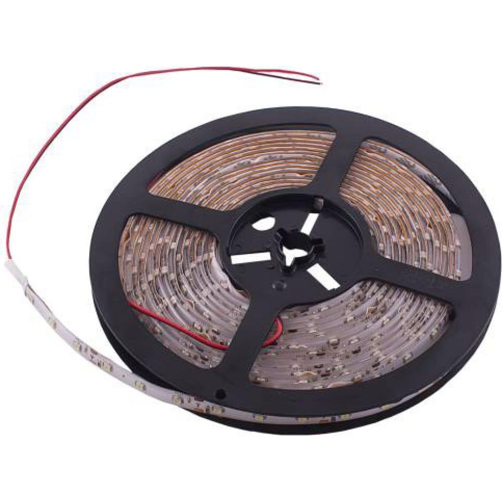 Купить Светодиодная лента skyway 500см, 300 smd диодов 3528 белая (катушка) белая основа s03201022