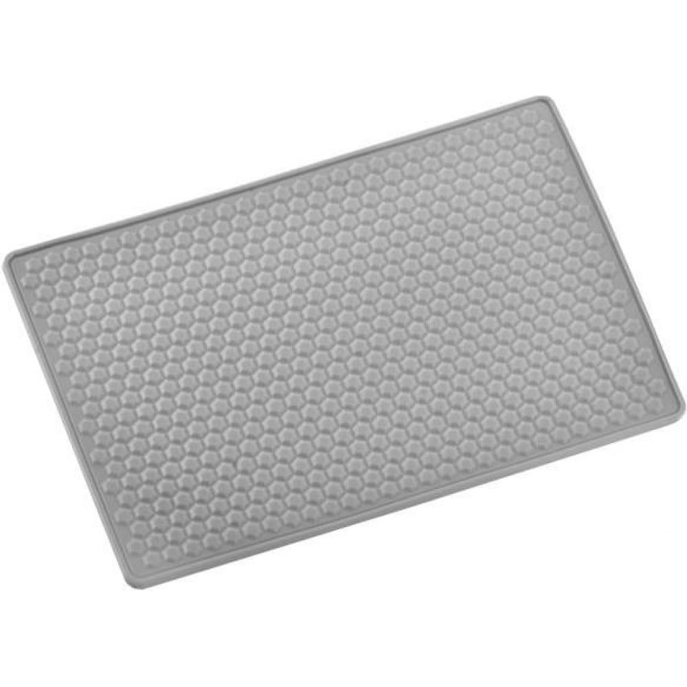 Купить Противоскользящий коврик панели skyway темно/серый s00401018