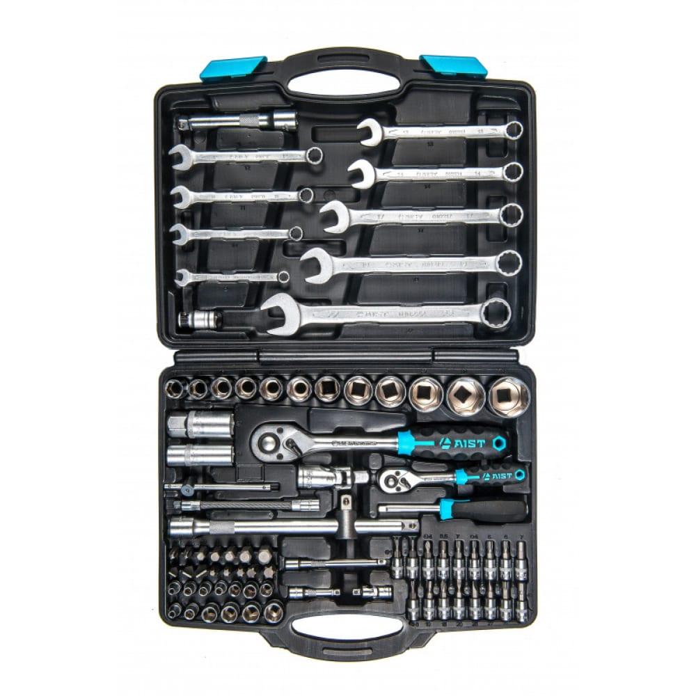 Купить Набор инструмента, 82 предмета aist 409182w 00-00016636