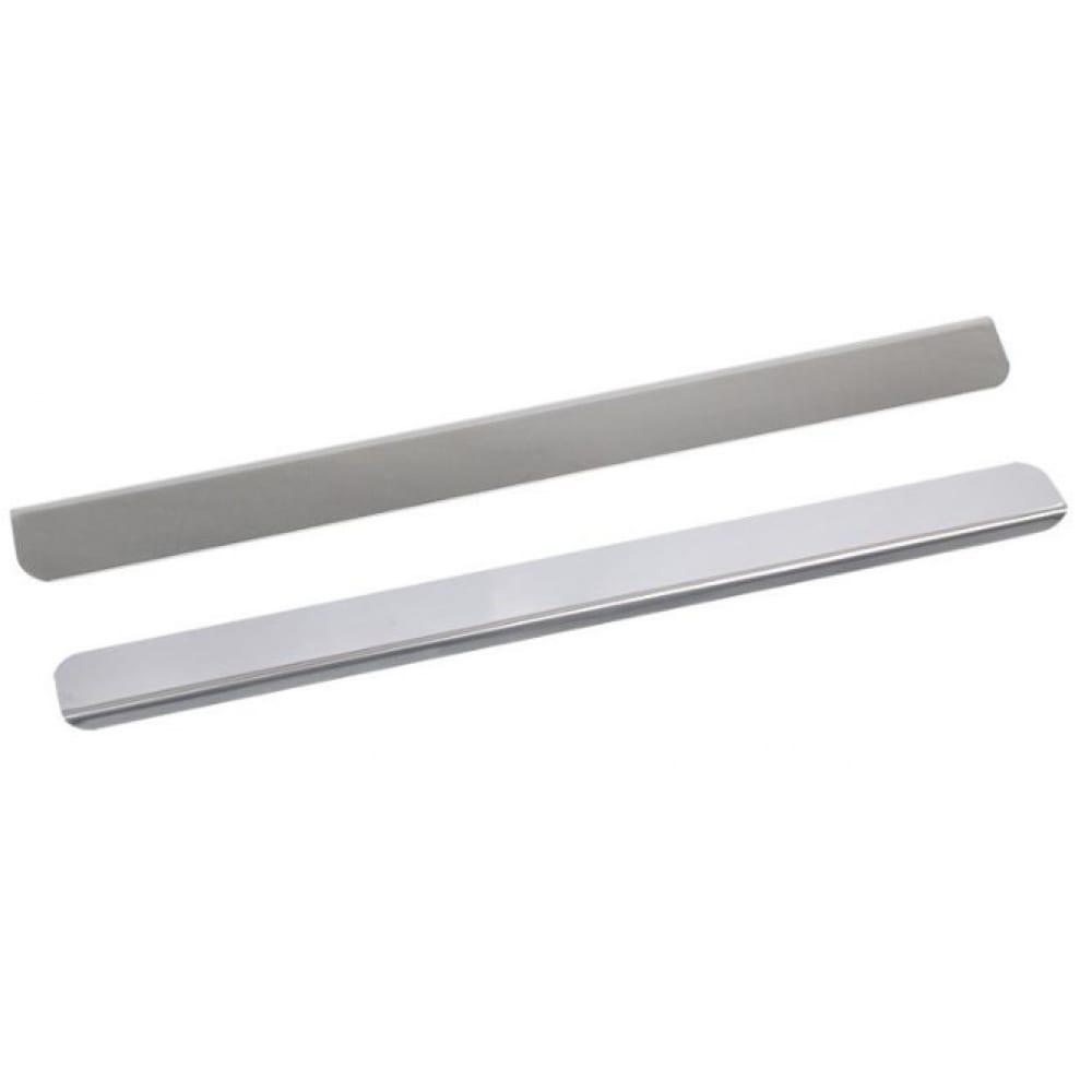 Накладки внутренних порогов mercedes vito нержавеющая сталь