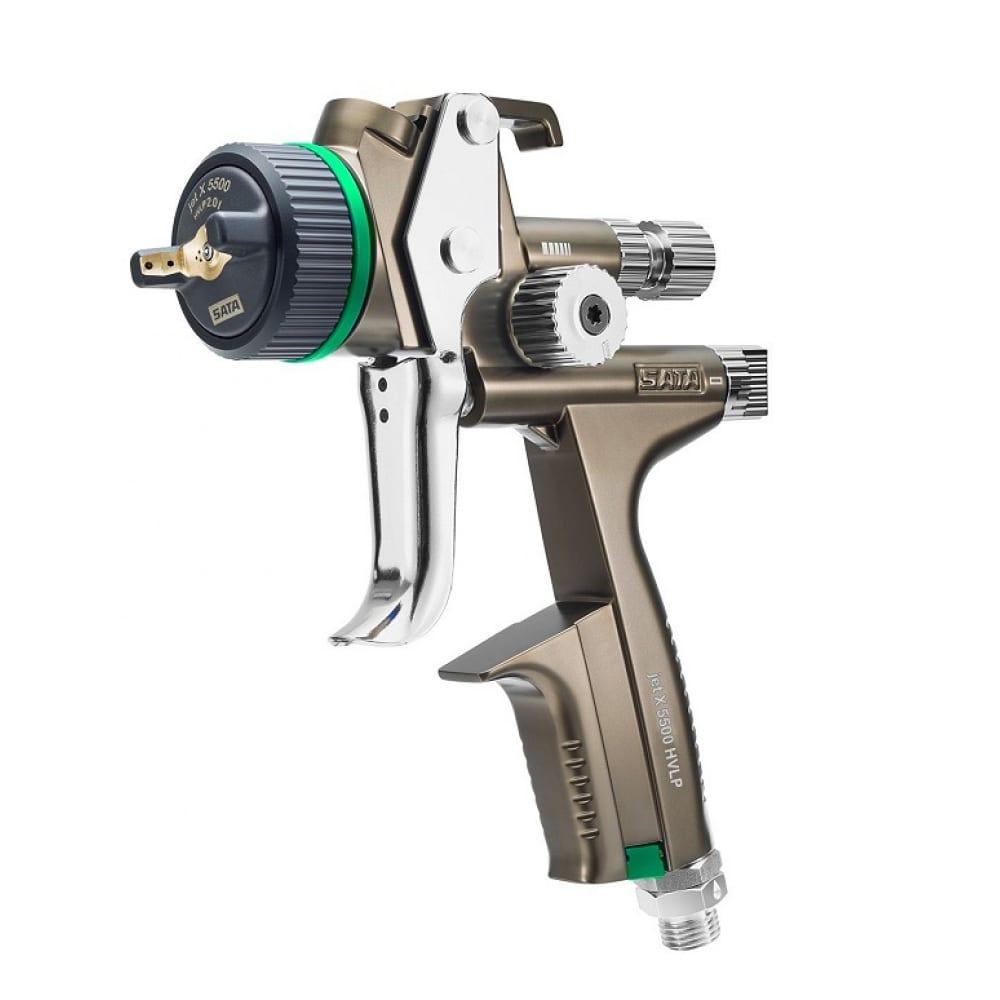 Купить Окрасочный пистолет satajet x 5500 hvlp 1.3 rps 1061887