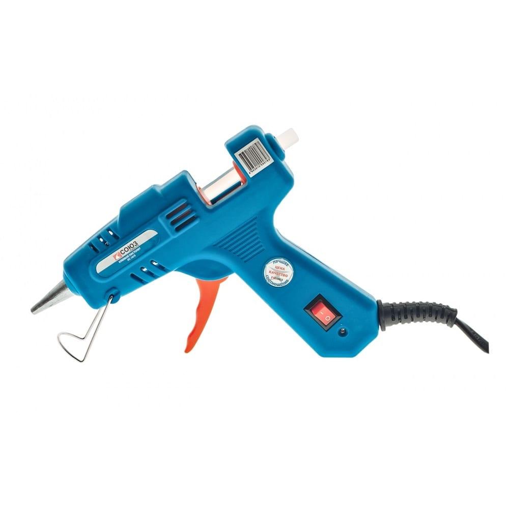 Купить Клеевой пистолет союз кпс-2461в 90вт