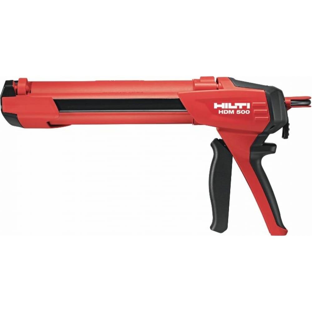 Пистолет для химического анкера hilti hdm 2005641