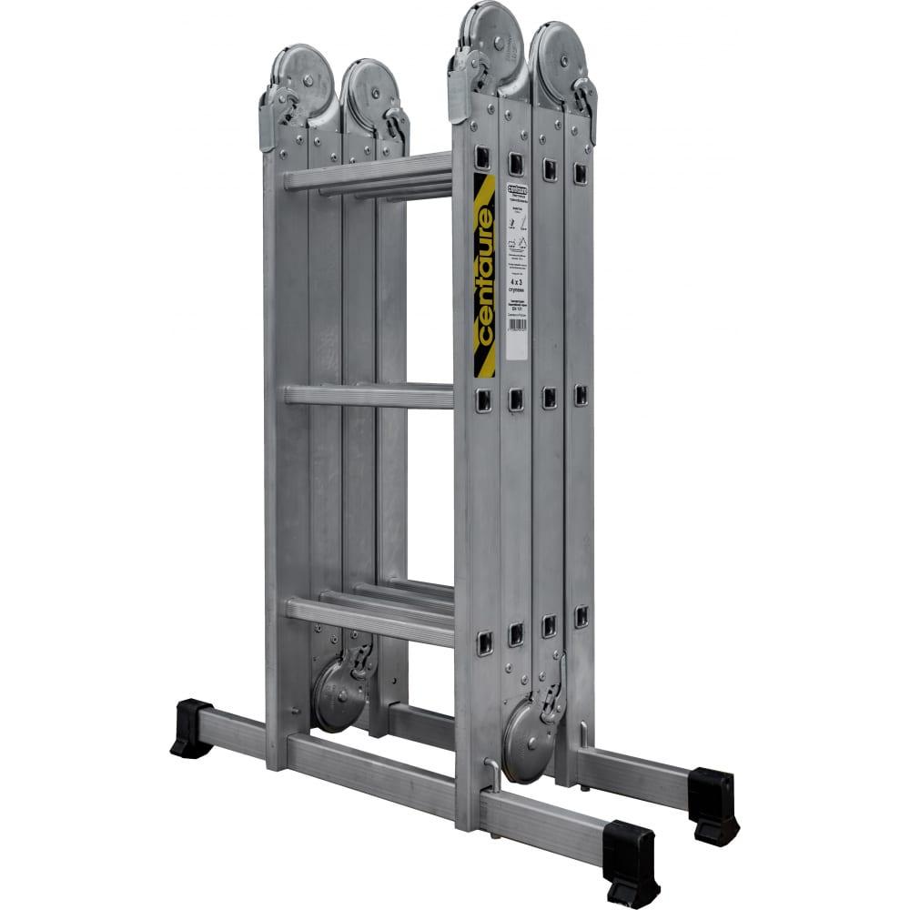Купить Шарнирная лестница-трансформер centaure 4х3 450743
