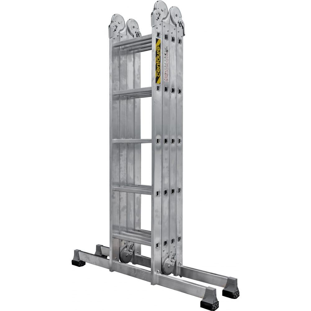 Купить Шарнирная лестница-трансформер centaure 4х5 450745