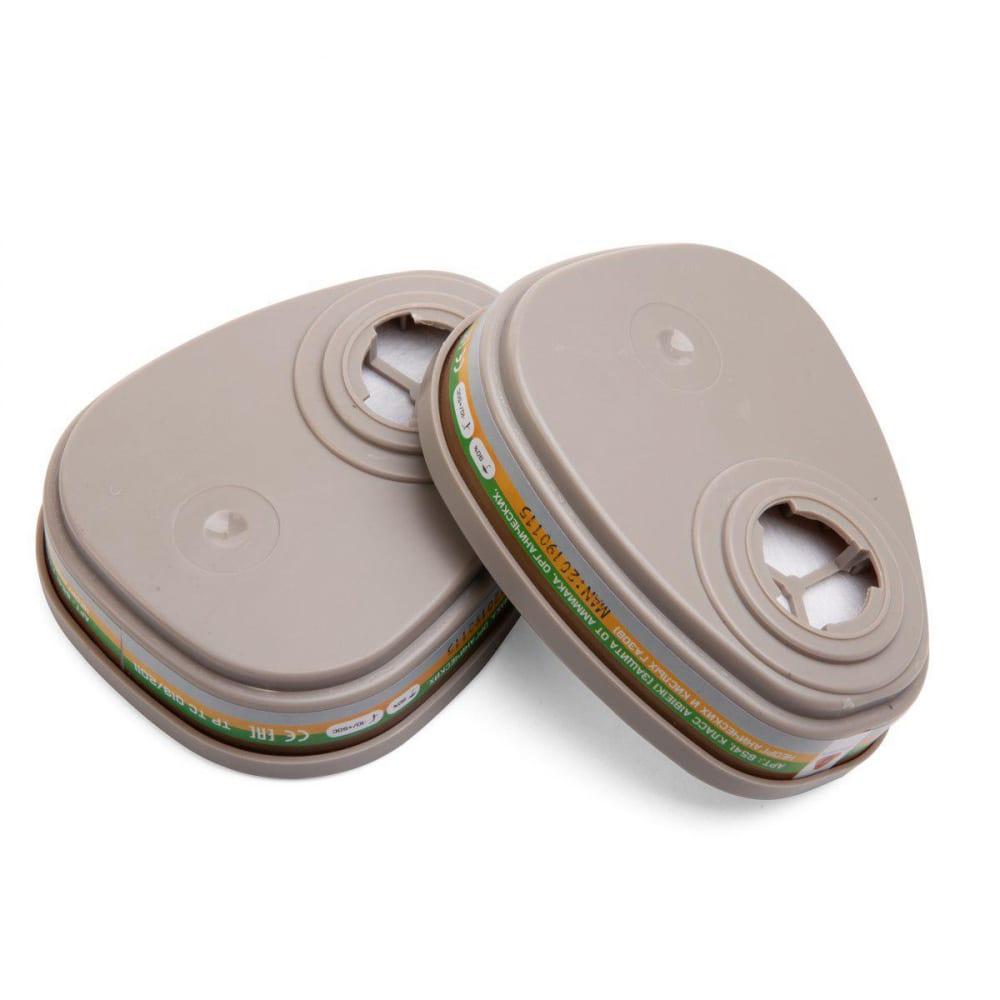 Фильтр противогазовый для защиты от органических, неорганических,
