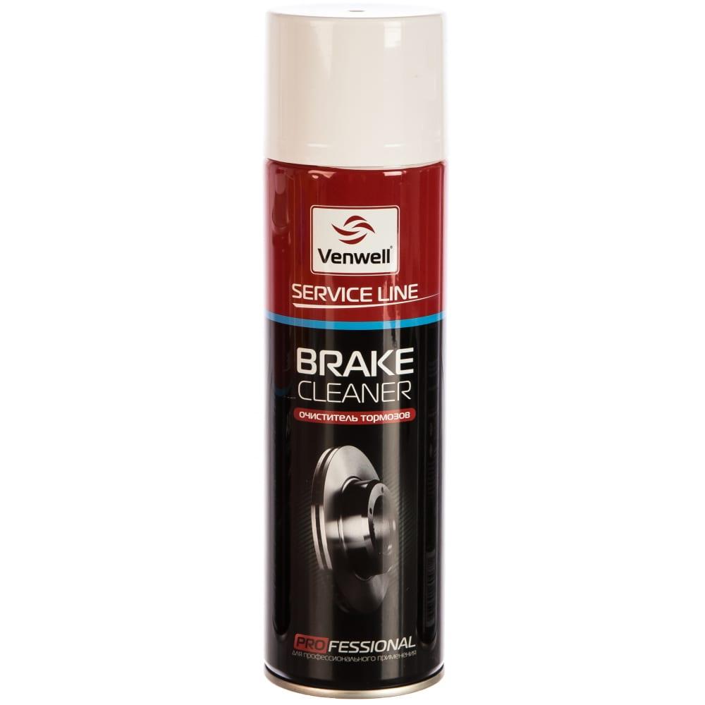 Очиститель тормозов venwell brake cleaner 500