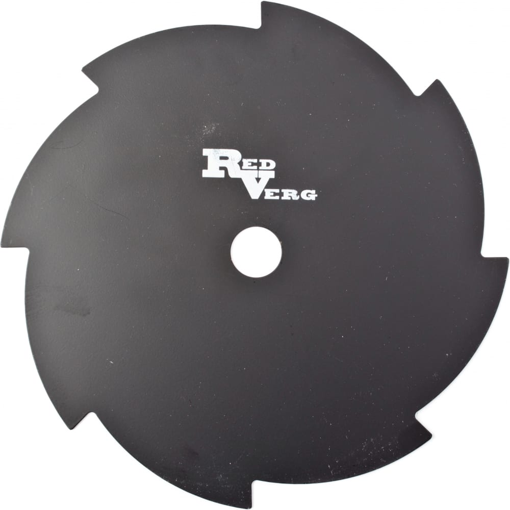 Купить Диск для триммера 255х25, 4 мм, 8 зубьев 1, 6 мм redverg 6615953