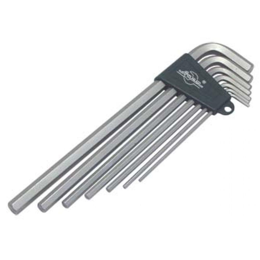Купить Набор г-образных шестигранных ключей 7 предметов aist 1053307h-m 00-00003727