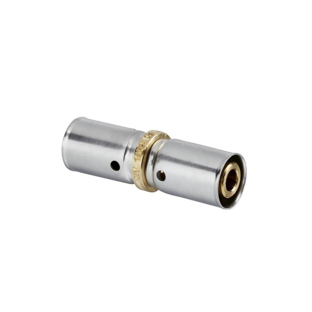 Купить Прессовая муфта oventrop cofit p, 32, бронза rx, равнопроходная 1512547