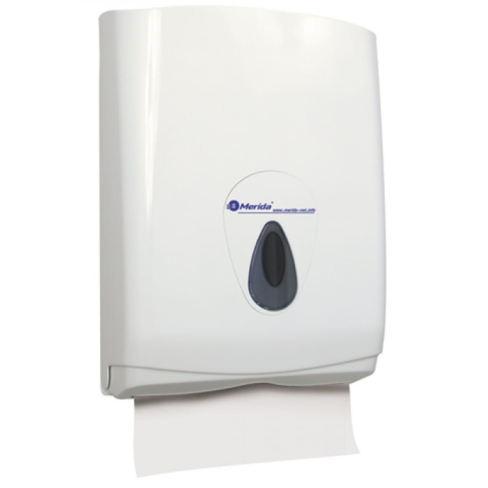 Кассета полотенцедержатель для отдельных бумажных полотенец merida