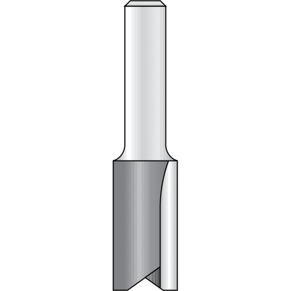 Фреза пазовая (12x25х66 мм; z2; хвостовик