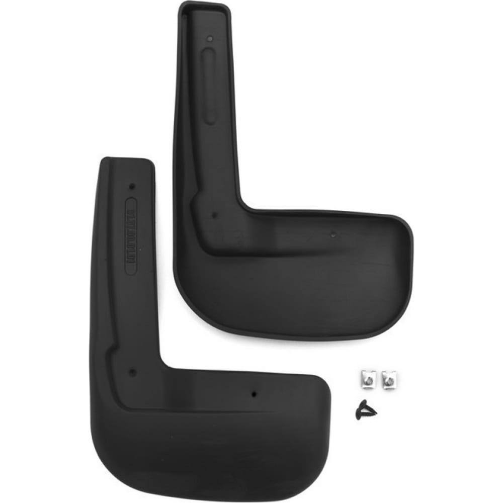 Купить Передние брызговики volkswagen polo, 2015, сед frosch 2 шт.optimum в пакете nlf.51.37.f10