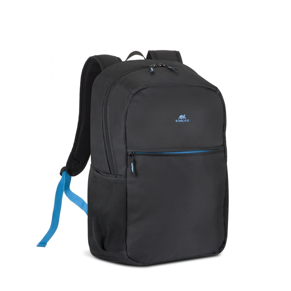 Рюкзак rivacase full size laptop backpack black,