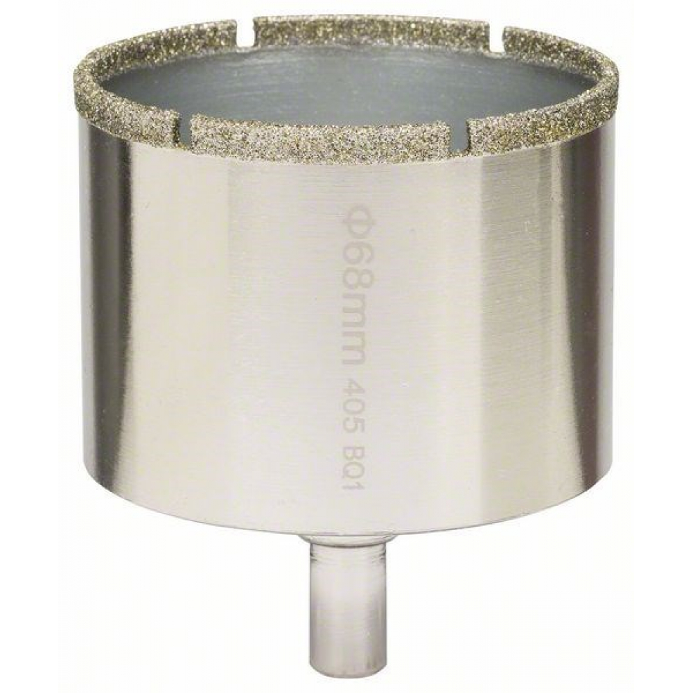 Алмазная коронка ceramic 68 мм bosch 2609256c92