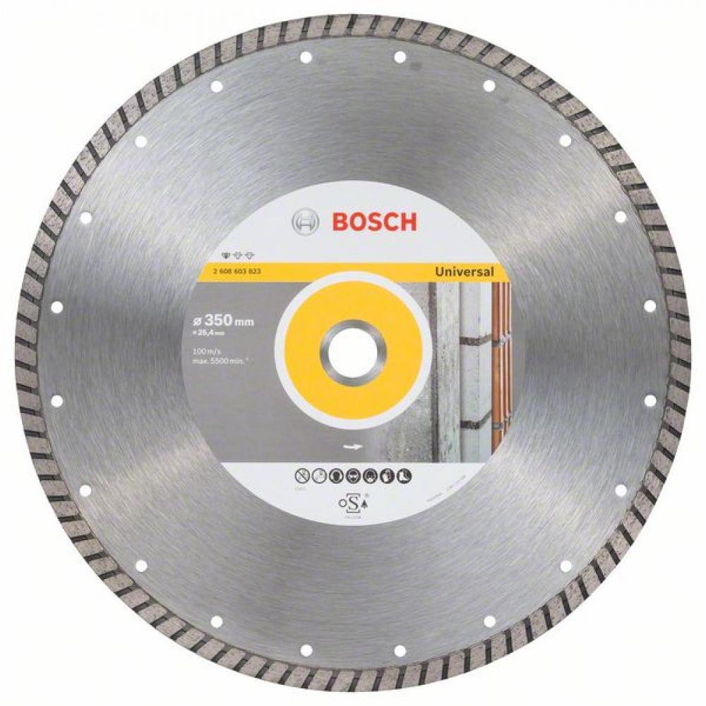Купить Алмазный диск standard for universal (350х25.4 мм) bosch 2608603823