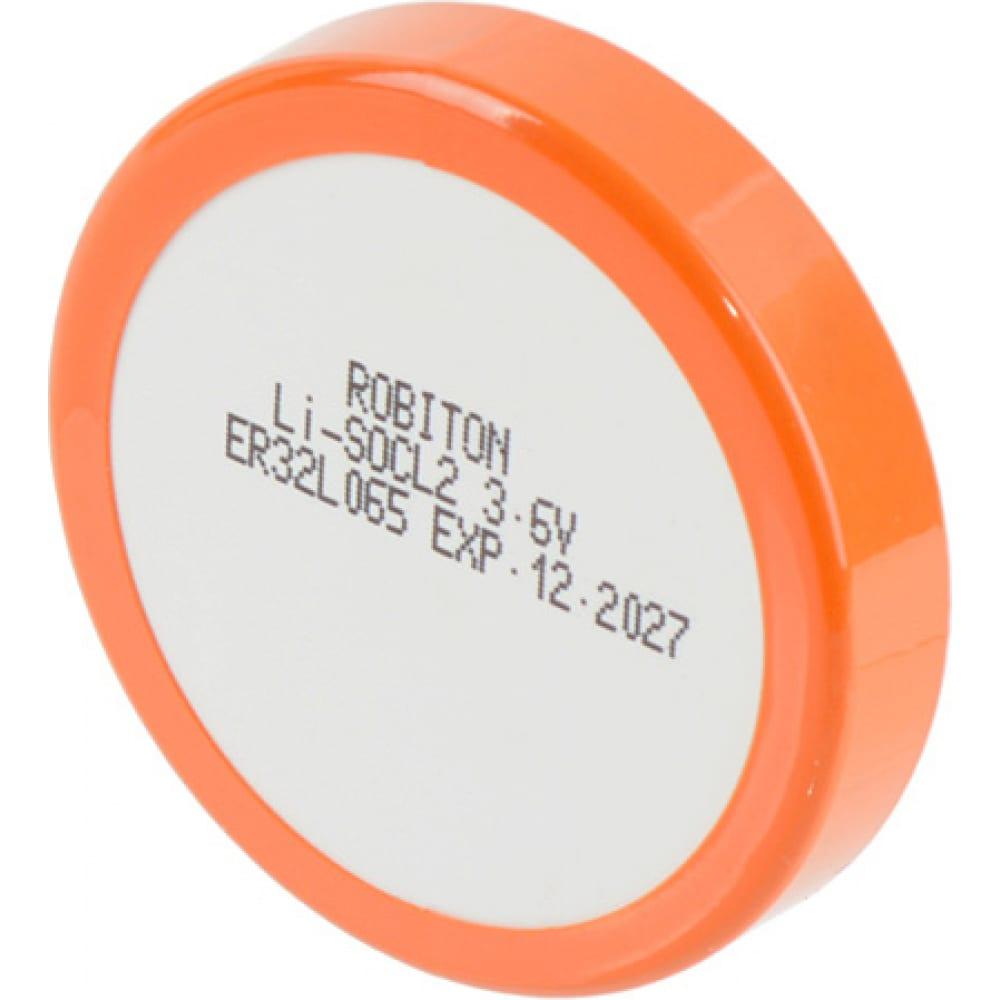 Элемент питания robiton er32l065 1/10d pk1 15151  - купить со скидкой