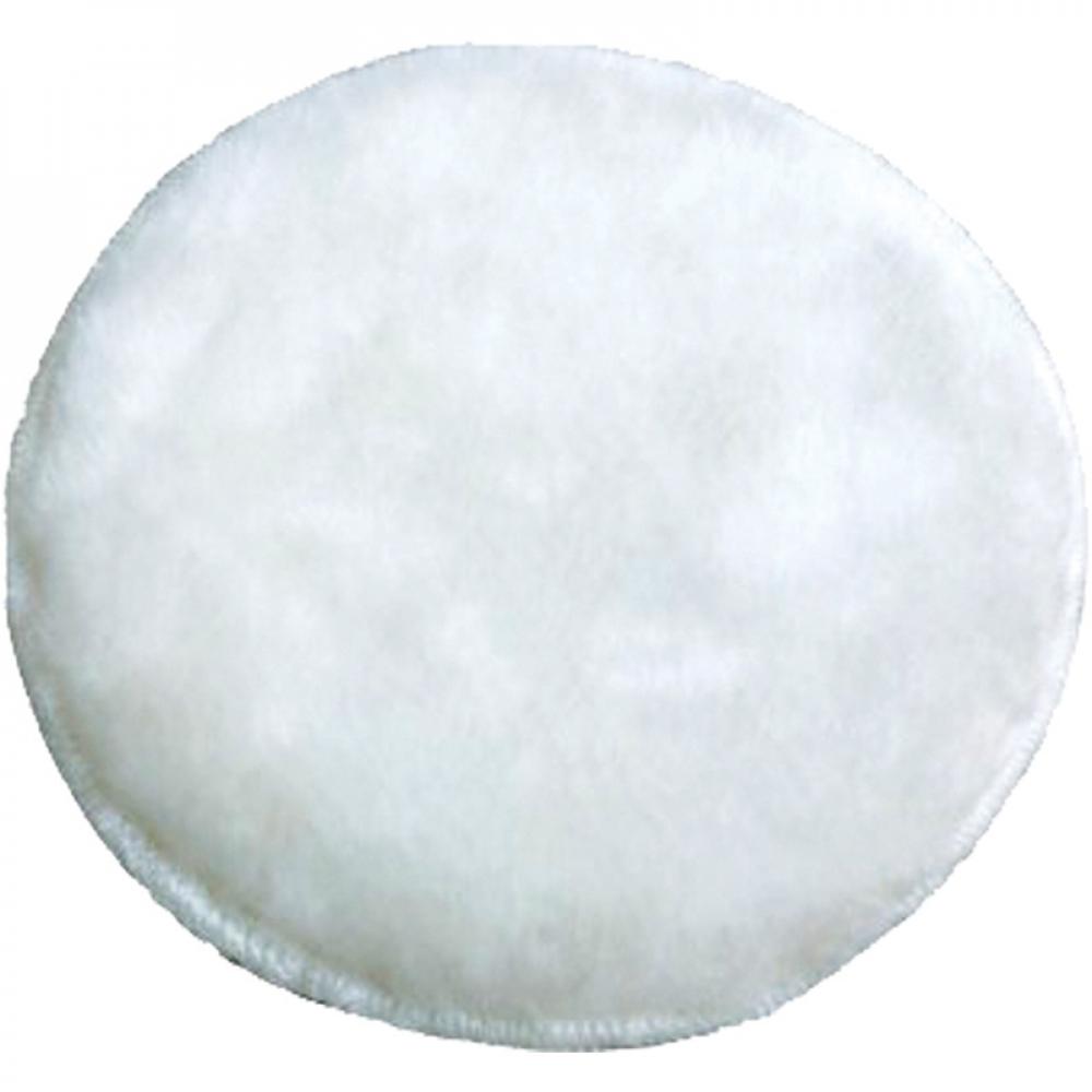 Купить Диск полировальный 180 мм шерсть на липучке калибр 00000030344