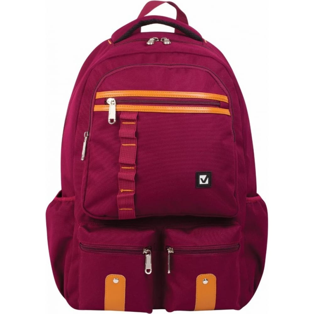 Рюкзак для старшеклассников/студентов/молодежи brauberg джерси 226347