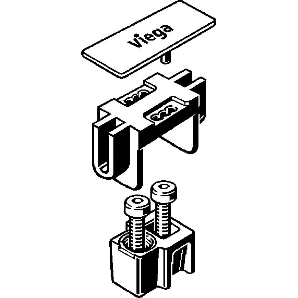 Набор комплектующих   соединительный элемент viega
