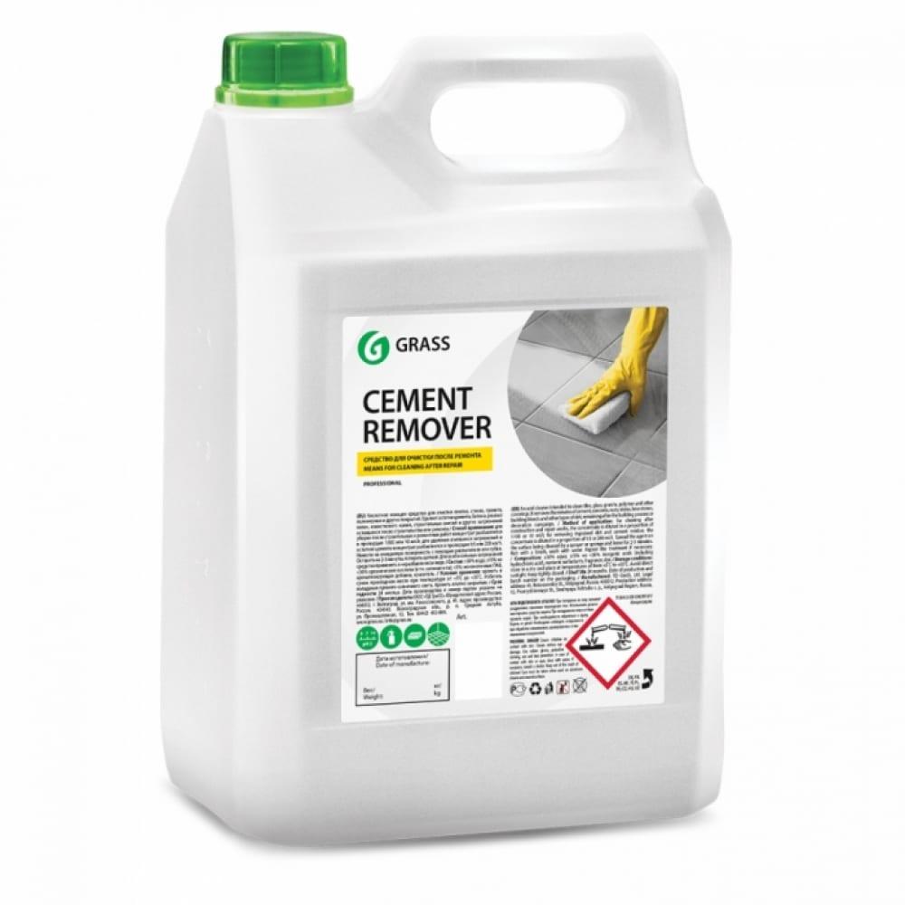 Средство для очистки после ремонта grass cement remover 125442