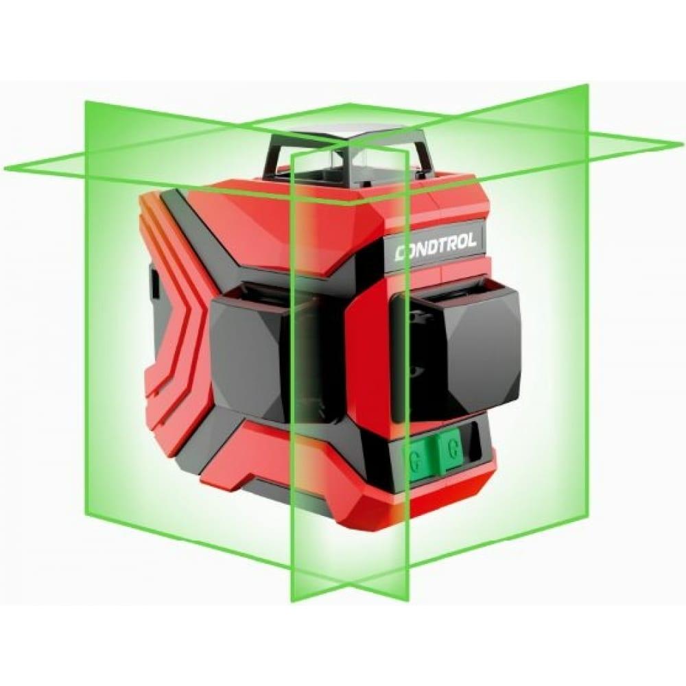 Лазерный нивелир condtrol gfx360-3 1-2-222  - купить со скидкой