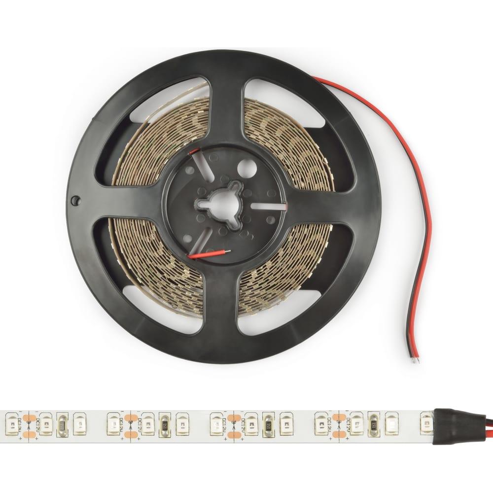 Купить Гибкая светодиодная лента на самоклеящейся основе uniel катушка 5м ul-00004362