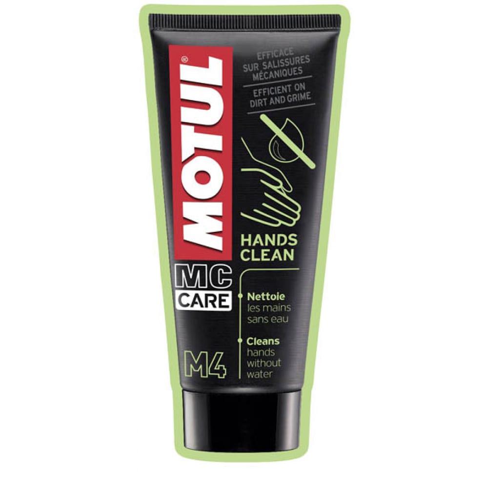 Очиститель motul м4 hands clean 0, 1 л 102995  - купить со скидкой