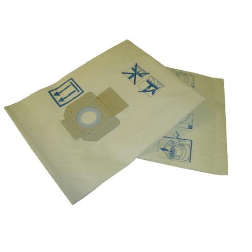 Купить Пылесборник бумажный, 5 шт. nilfisk 302001484