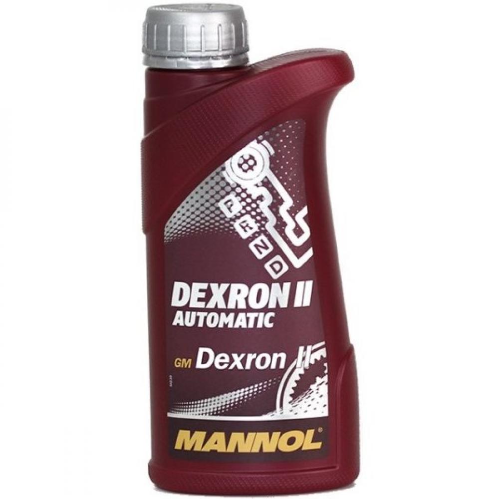 Купить Трансмиссионное масло atf dextron iid mannol 1330
