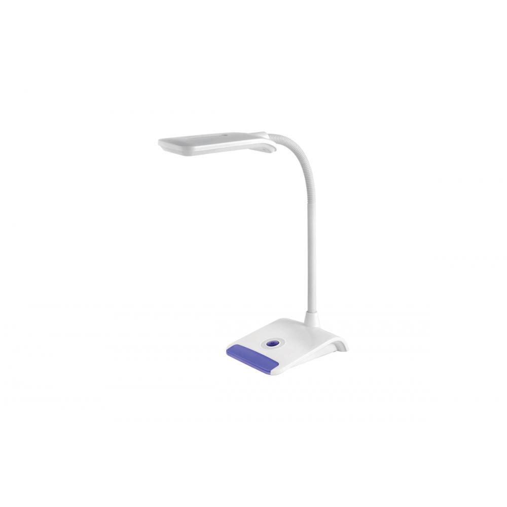 Купить Настольный светильник ultraflash uf-713 c39 фиолетовый led 7вт 13782