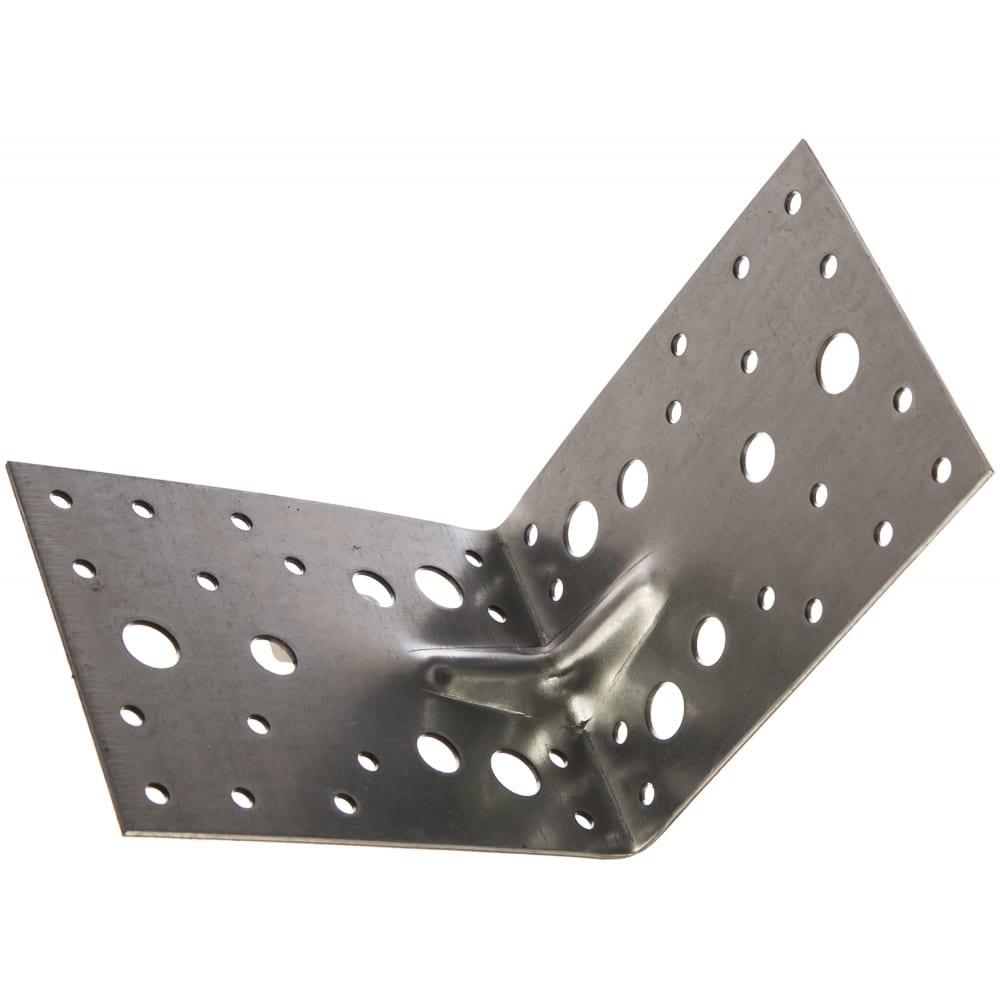 Крепежный уголок крепко-накрепко 130x130x100x2.0 усиленный 45491  - купить со скидкой