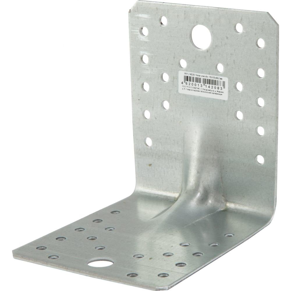 Усиленный уголок rock rkpl2, 105х105х90х2 мм 20 шт. 405207  - купить со скидкой
