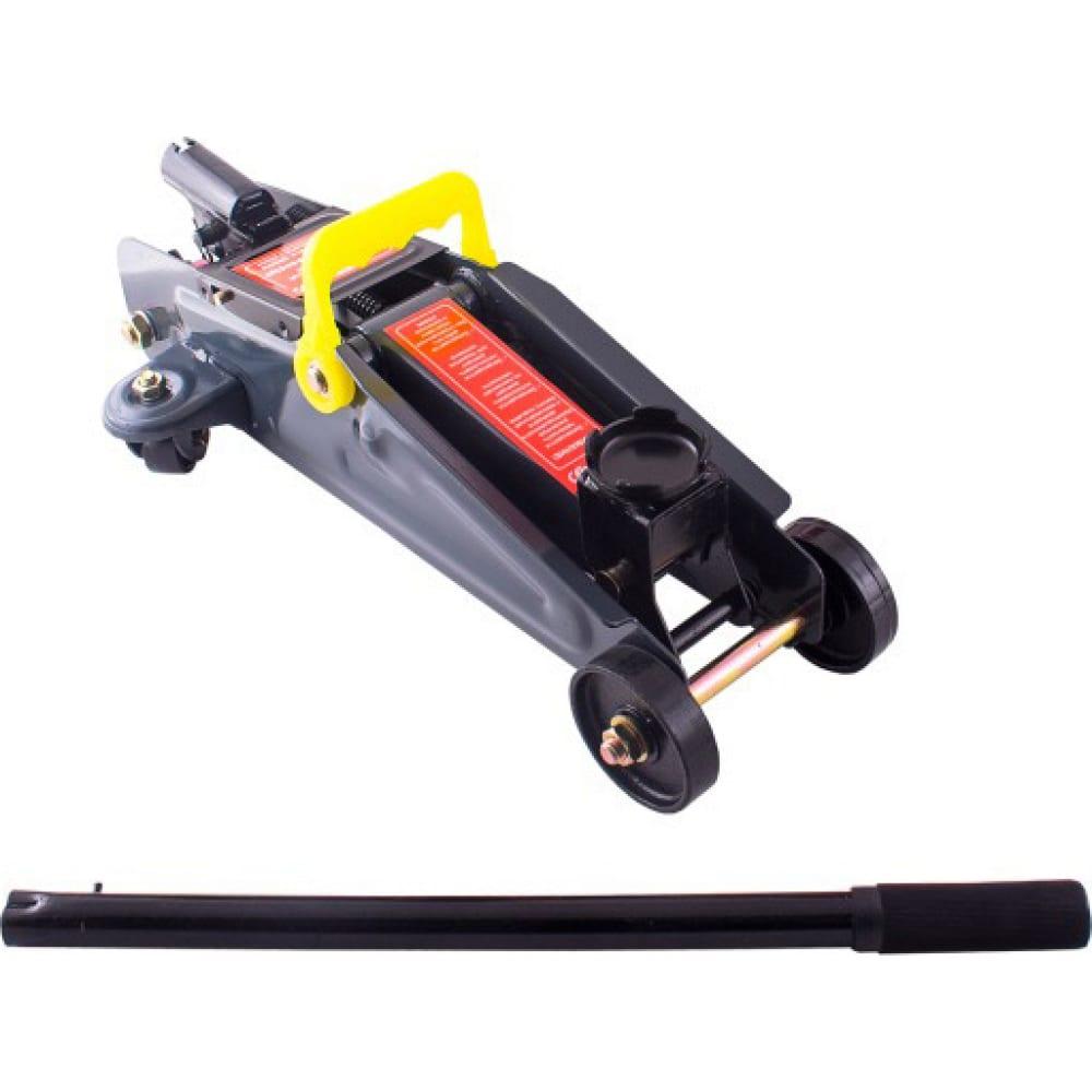 Купить Гидравлический подкатной домкрат skyway 1.8т h 125-300 мм в коробке s01802002
