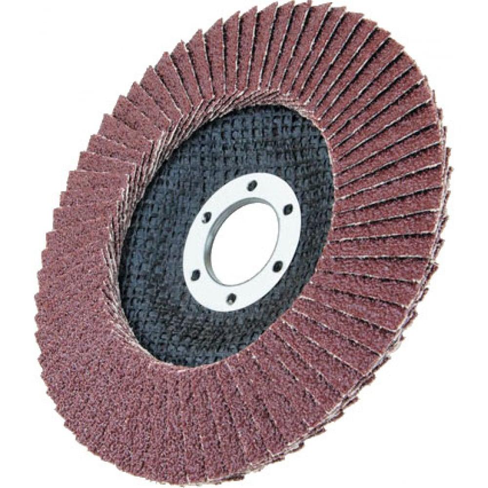 Купить Круг лепестковый торцевой kk10xw клт1 (150х22 мм; p60) баз 960000014761