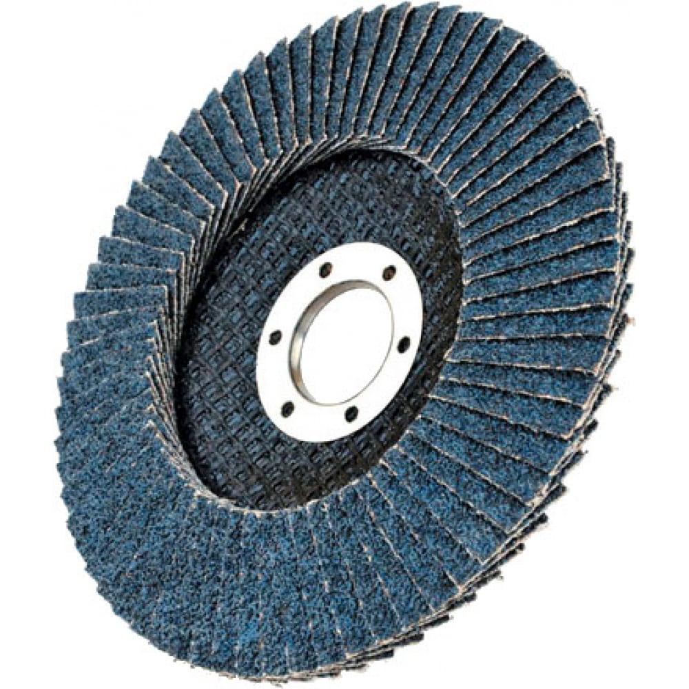 Купить Круг лепестковый торцевой zk10xw клт2 (125х22 мм; p80) баз 960000046828
