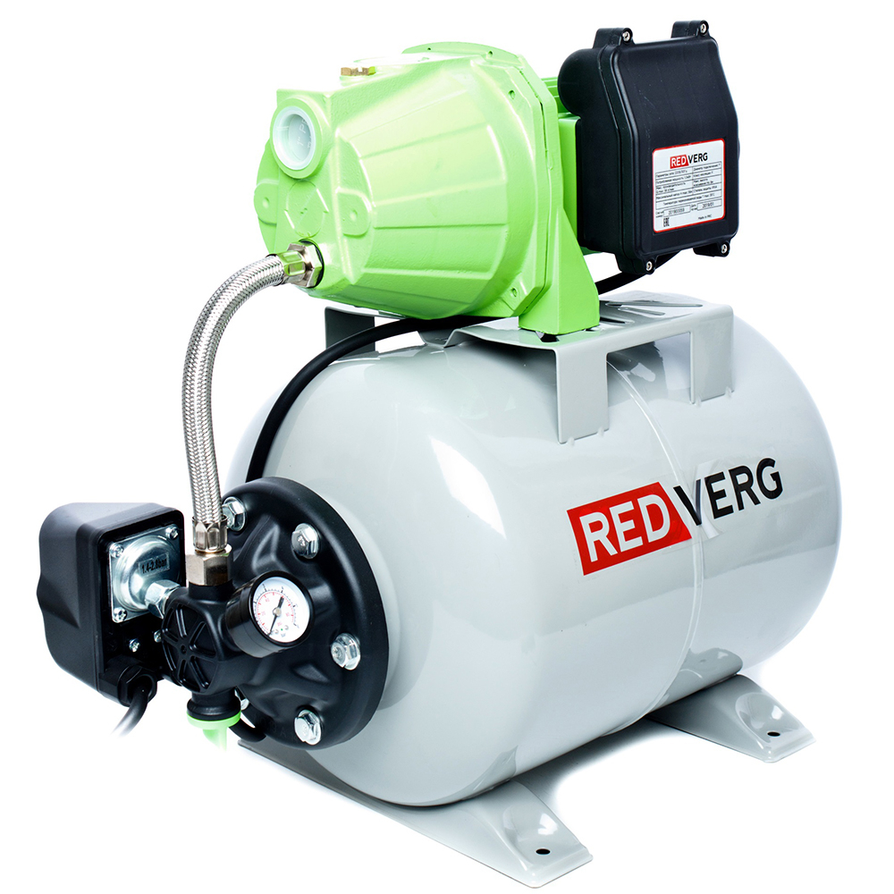 Купить Насосная станция redverg rd-sp60/24l 6633300