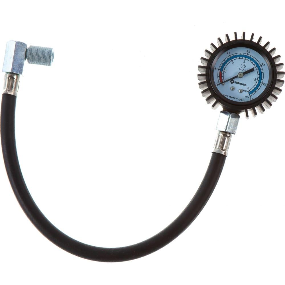Измеритель давления топлива topauto топливомер, малый 13112