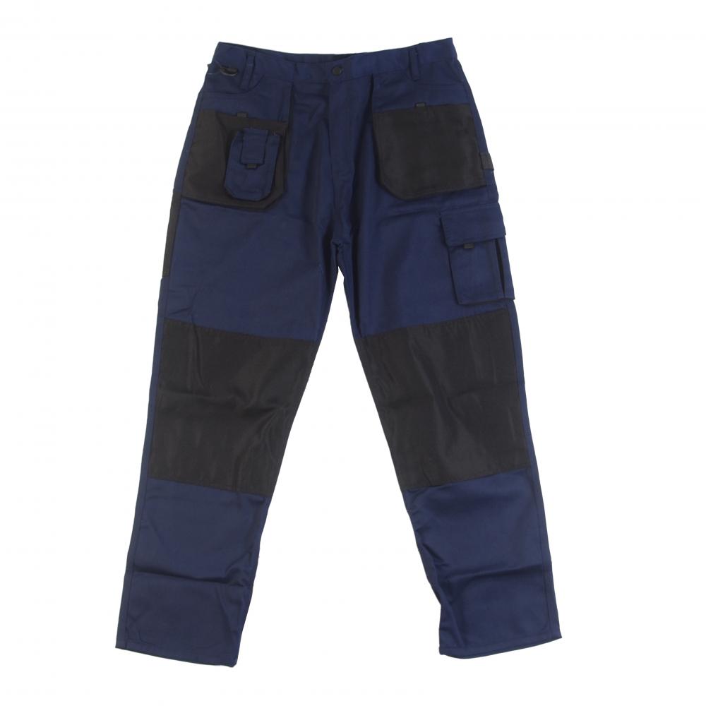 Рабочие брюки со вставками rockforce 8 карманов ld/54 rf-wcl02-ld.