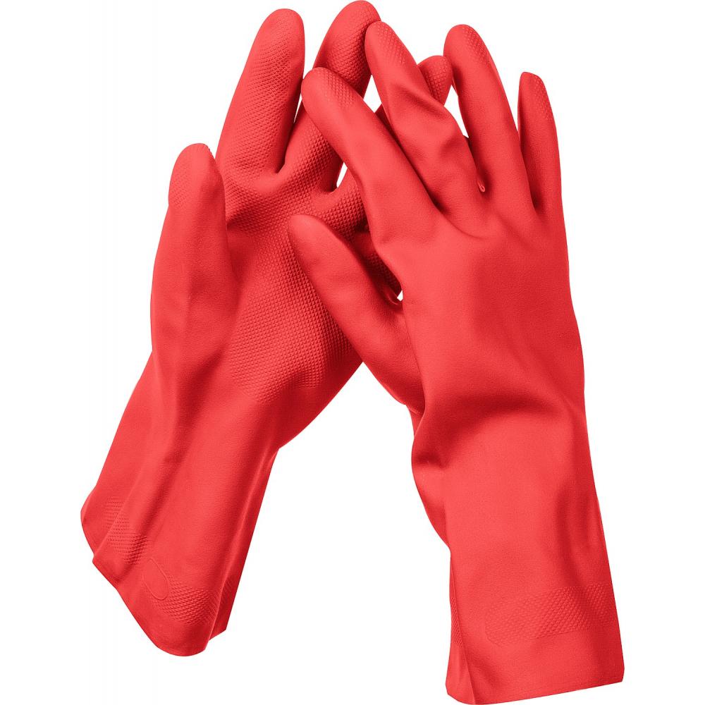 Купить Латексные перчатки зубр латекс+, размер l 11250-l_z01