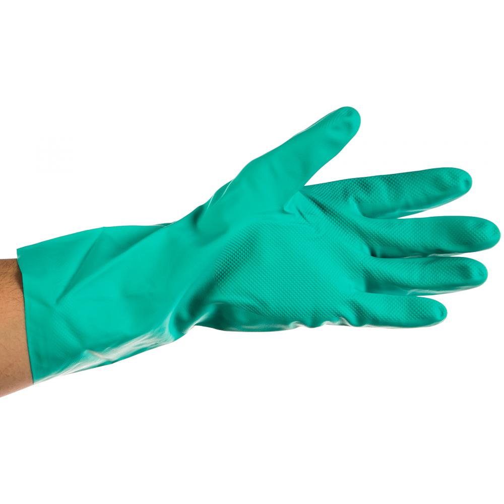 Купить Нитриловые перчатки зубр, размер xl 11255-xl_z01