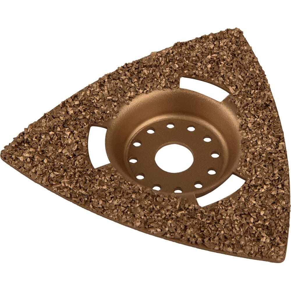 Карбидное треугольное полотно sturm mf5630c-994