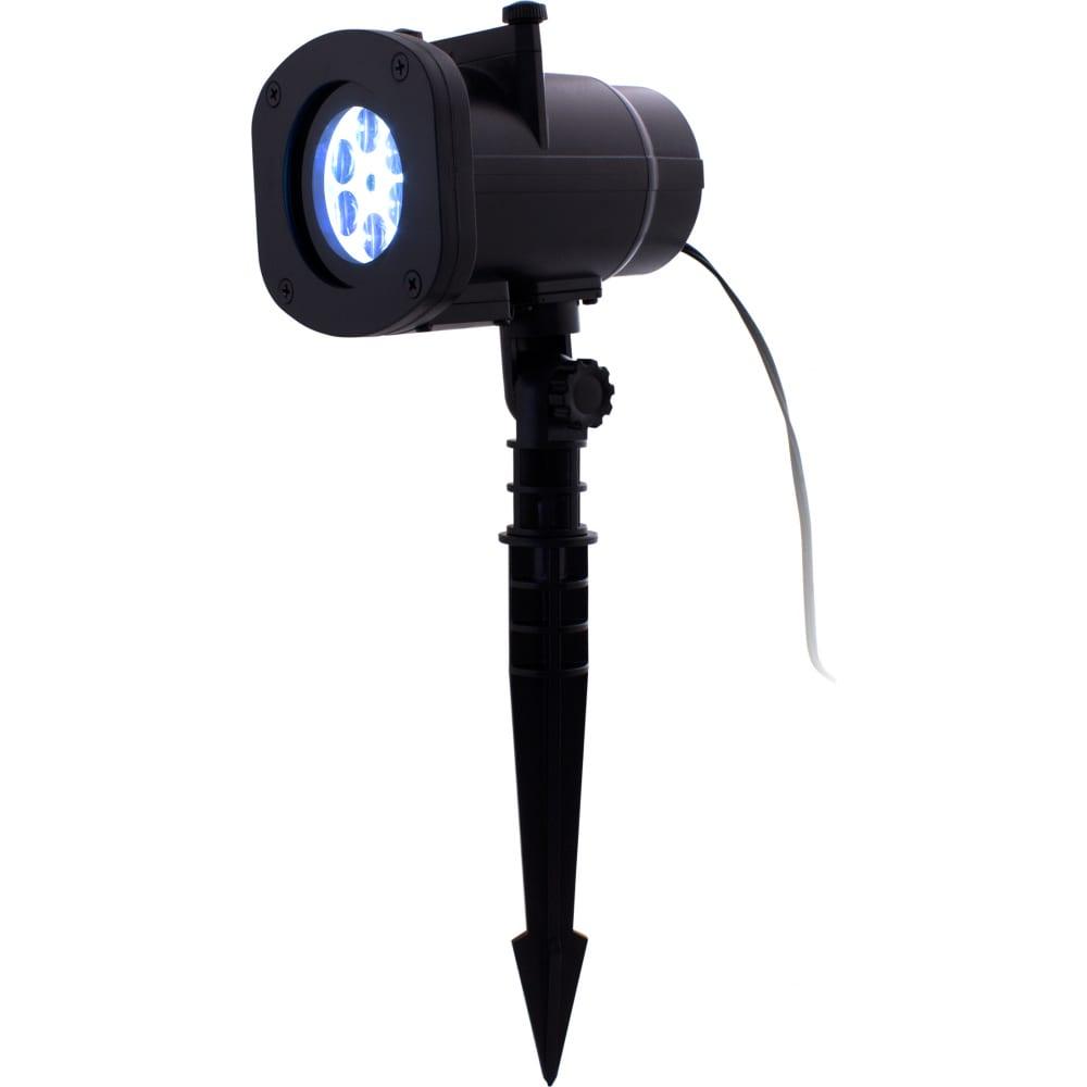 Тематический светодиодный проектор старт 4led