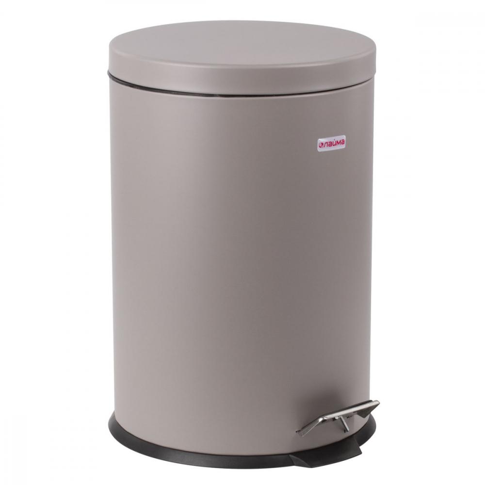 Купить Ведро-контейнер для мусора с педалью лайма 604946