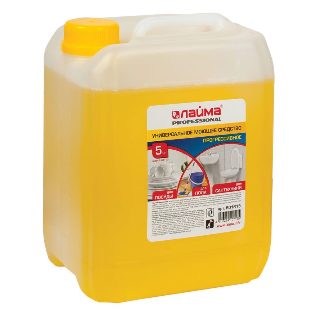 Универсальное моющее средство лайма professional 601615