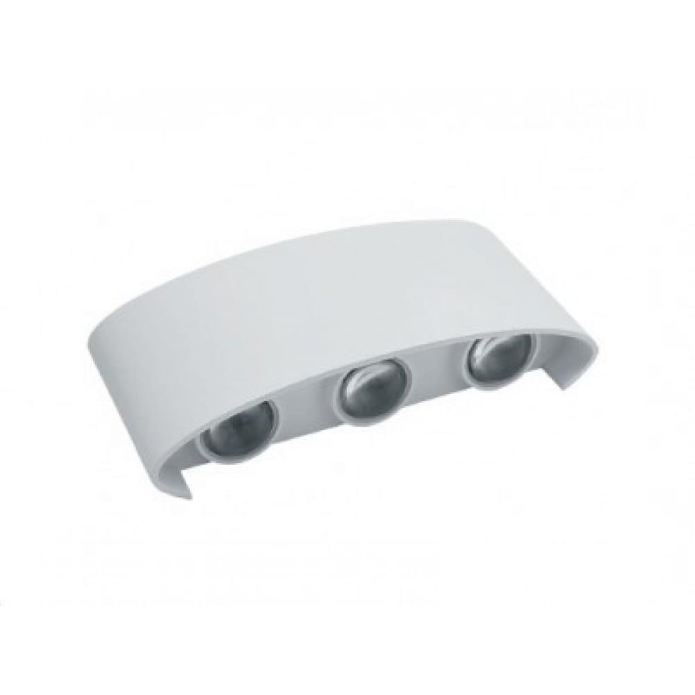Купить Садово-парковый светильник feron 6x1w, 450lm, 4000k, белый dh101 6311
