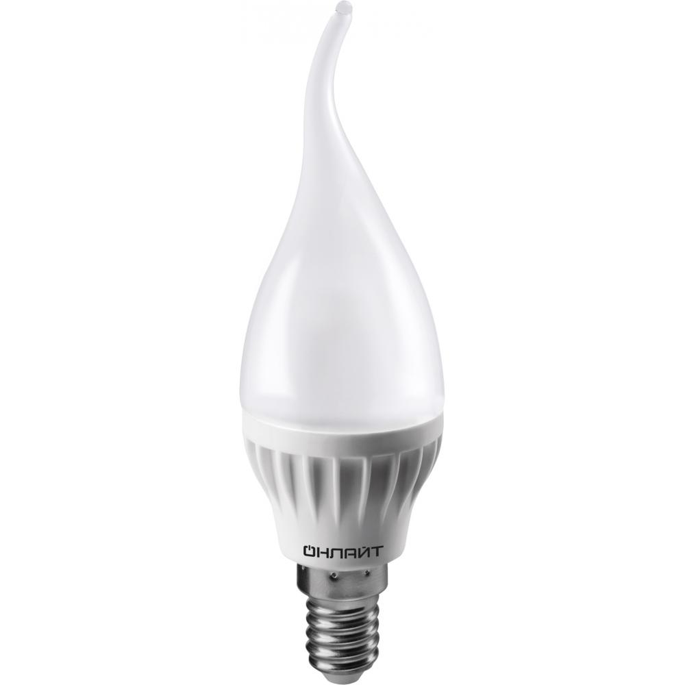Лампа онлайт oll-fc37-8-230-4k-e14-fr 61198  - купить со скидкой
