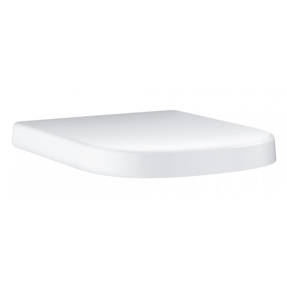 Купить Сиденье для унитаза grohe euro ceramic без устройства плавного опускания (микролифта) 39331001
