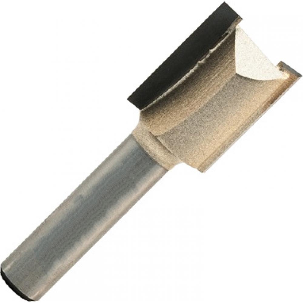 Фреза прямая серия 101 (24x10х42 мм; хвостовик